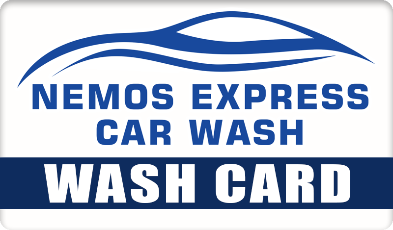 Buy 4 Washes Get 1 Free!